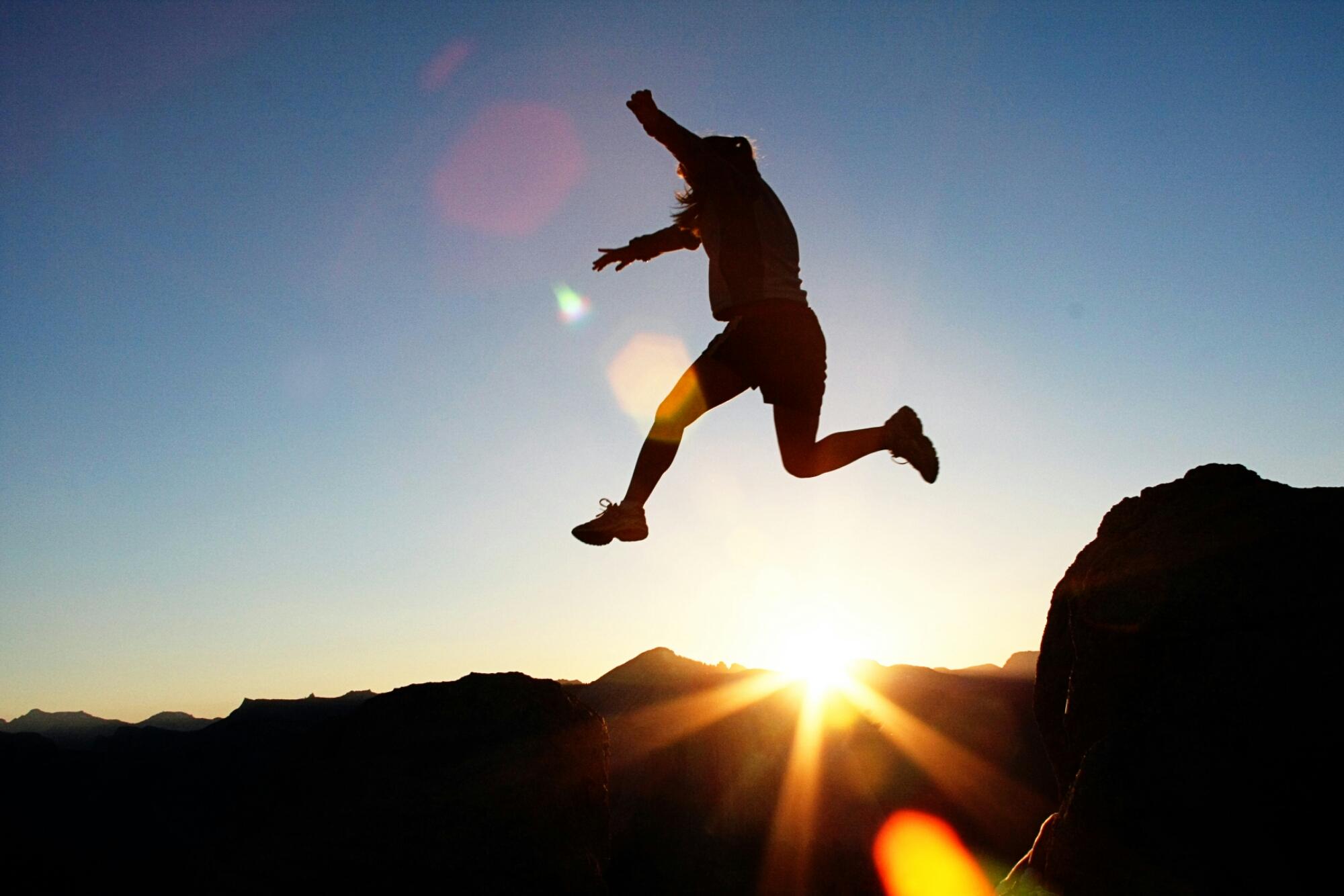 You Gotta Jump – Steve Harvey