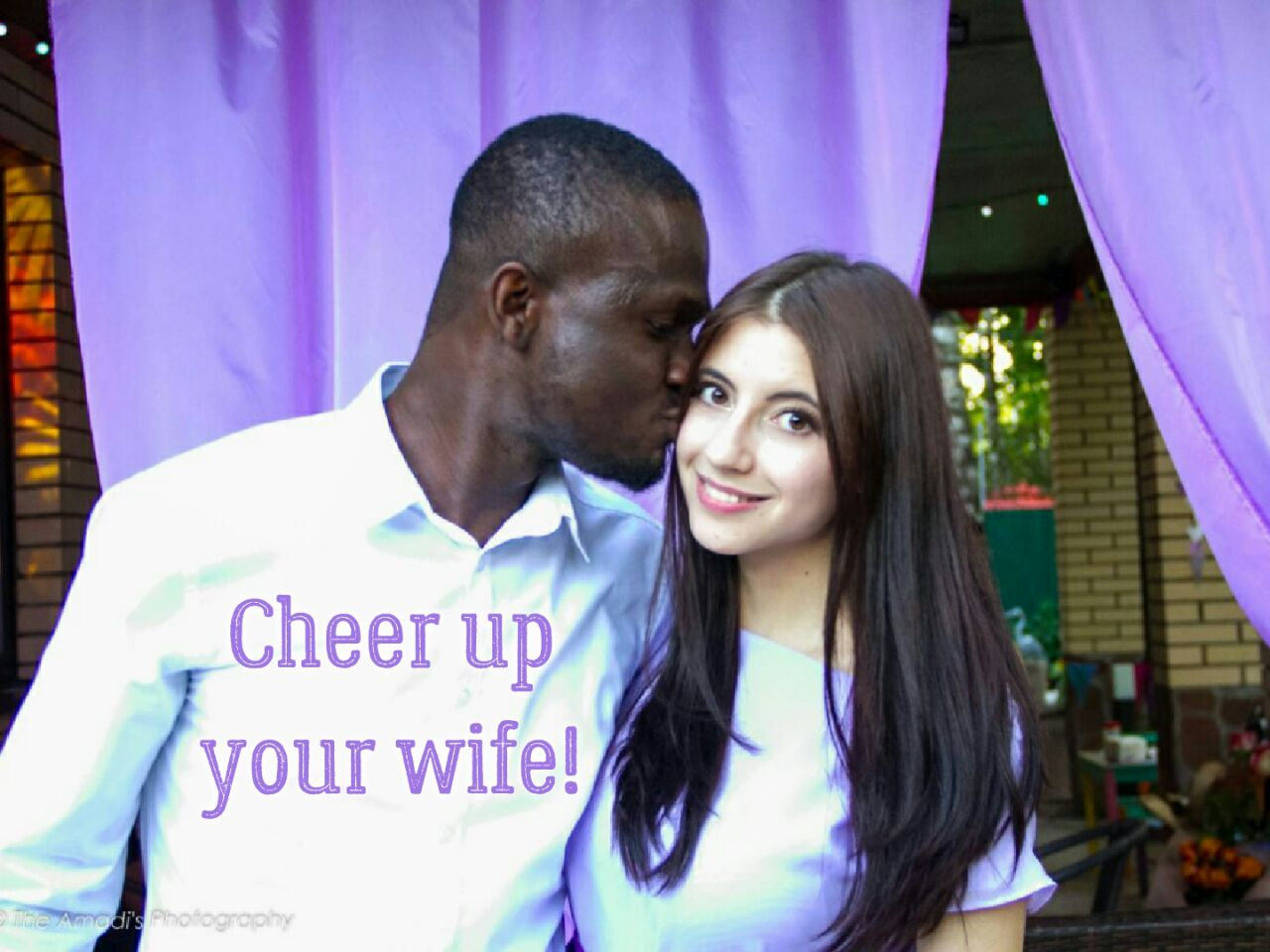 Go And Cheer Up Your Wife