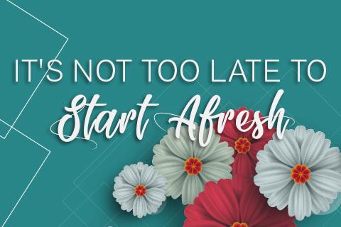 #dsmentor: Start Afresh